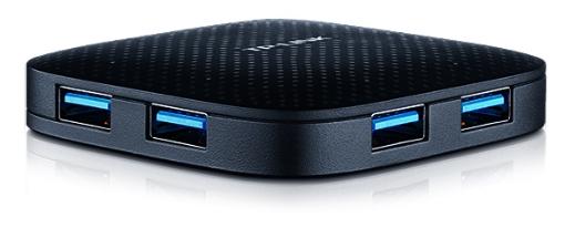98e4cfd51782 TPLink UH400 hordozható 4 portos USB3.0 hub