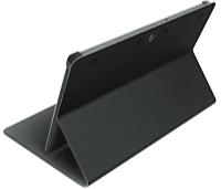 87ab6262607c Lenovo Tab3 850 fekete táblagép tok + kijelzővédő fólia